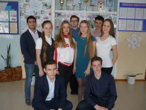 Участники областных олимпиад